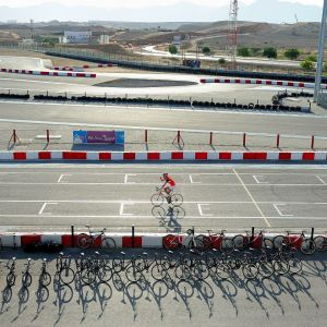 muscat cycling